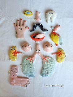 organes by lili scratchy, via Flickr