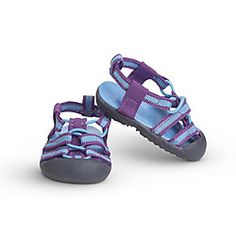 American Girl® Accessories: Sporty Sandals for Dolls