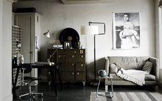 living rooms, van der, interiors, jeroen van, space, live room, industri, home offices, cleo scheulderman
