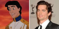 Actors That Should Play Disney Princes In Real Life...  I agree with most...