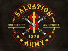 Richie Stewart - salvation army