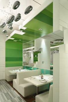 P.S. restaurant by Golucci International Design, Beijing store design