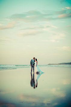 Trash The Dress #weddings #beach