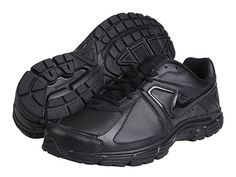 ((ERIC))Nike Dart 9 Leather Black/Black-Black - Zappos.com Free Shipping BOTH Ways