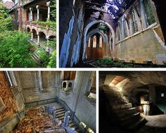 Abandoned Buildings in Europe