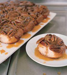 Brown Sugar-Pecan Sticky Buns
