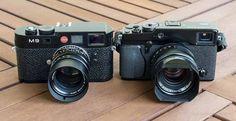 Hm, Leica M9 or Fujifilm X-Pro1?