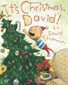 It's Christmas, David!/David Shannon