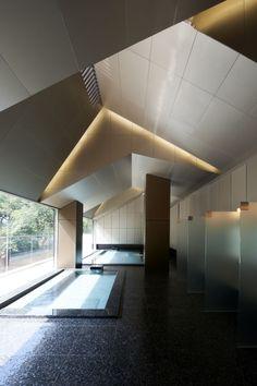 Yomogino Ryokan Hot Spa    Ryuichi Sasaki + Sasaki Architecture
