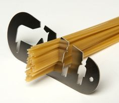 too funny! 'I could eat a horse' pasta measurer.