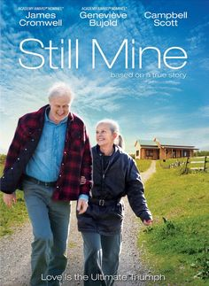 A deeply affecting story about one man's determination to create a home for his ailing wife as they enter their twilight years. Based on actual events, that proves love is the ultimate triumph.  Drama, Rated PG-13, 103 min.  http://highlandpark.bibliocommons.com/search?utf8=%E2%9C%93t=smartsearch_category=keywordq=still+mine+bujoldcommit=Search