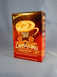 Free Hills Bros Cappuccino