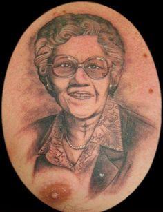Wow! Who knew grandma had such big nips!... .. .. .