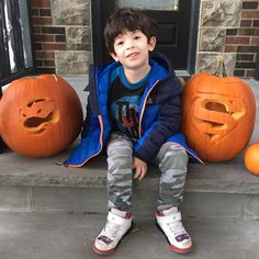 Pumpkin carving with