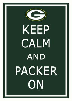 Keep Calm and Packer On