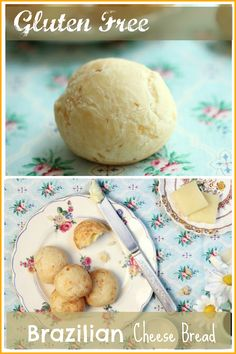 Learn step by step how to make this #Brazilian #cheesebread also known as Pão de Queijo. #GF