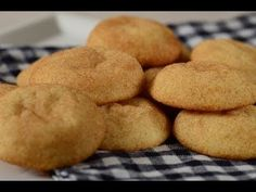 Snickerdoodle Recipe recipes
