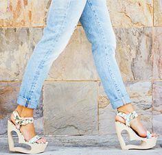 jean, fashion, cloth, heart wedg, heart cutout, cutout wedg, beauti, closet, shoe
