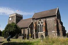 St. Mary the Virgin, Stone, Kent