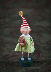 How cute is this little piece of folk art.