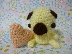 Amigurumi Free Patterns Dog : April Dace on Pinterest