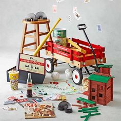 Playtime staples: These classic toys have been entertaining American families for generations. | Photo: Yunhee Kim