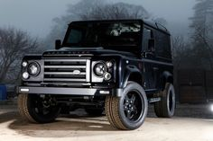 Land Rover Defender Limited Edition (of 25) by Prindiville Design