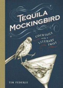 Literary cocktails? Bartender, I'll take a Tequila Mockingbird.