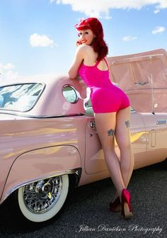 Sex Fanpage - Pin Up Girl