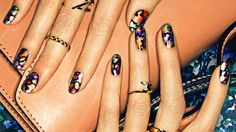 15 Instagram Accounts You Should Definitely Follow For Nail Art Inspo - Of course you already follow the IG accounts of the big guys, like Essie, OPI, and Sally Hansen, but here are 15 others you might not be following but should.