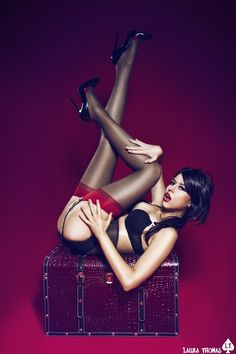 Silk Stockings for the most gorgeous ...