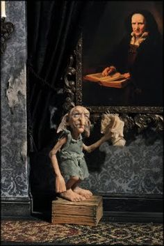 Kreacher  1:12th miniatures scale