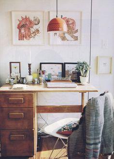 sweet little desk