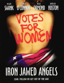 The dramatized story of Alice Paul and Lucy Burns, leaders of the suffragist women who fought for the passage of the 19th Amendment. They broke from the mainstream women's rights movement to create a more activist wing, daring to push the boundaries to secure women's voting rights in 1920. DVD 588