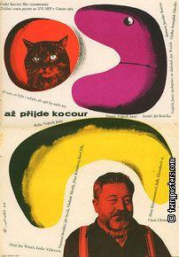 Poster Až přijde kocour 3 (Terry posters)
