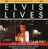 """Elvis Lives The 25th Anniversary Concert """"Live"""" From Memphis DVD"""