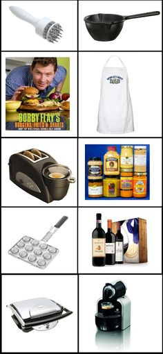 Father's Day Gift Ideas (from Delisssh.com)