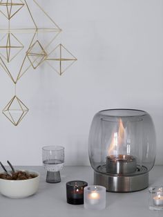 To set the mood with light comes naturally to Iittala, stemming from a place where the winter season is long. But a lit up, relaxing atmosphere enriches the everyday, anywhere.    www.iittala.com