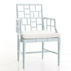 Chinese Chippendale Chairs for game table {wisteria $419)