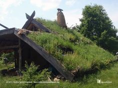 Great idea for a chicken coop roof