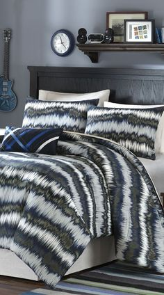 Mizone Comforter #teen #bedroom