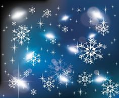 Ice Crystals Winter flakes Background @freebievectors http://www.freebievectors.com/en/illustration/36823/ice-crystals-christmas-climate-cold/