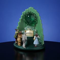 wizards, oz figurin, figurin play, wizard of oz, the great