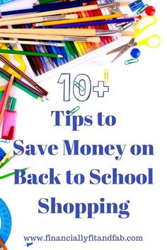 Tips to Save Money o