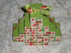 Matchboxes advent calendar