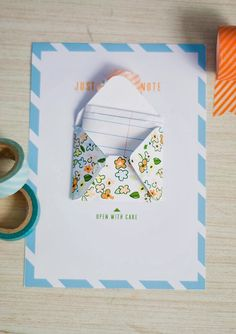 Pretty Patterned Gift Bags with a free template and tutorial from next to nicx Wrapping - Packing Ideas Pinterest