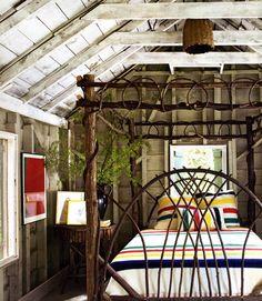 bedding, rustic bedrooms, bedroom idea, bed frames, beds, dream, bays, into the woods, bed designs