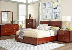 Arabella 5 Pc Queen Bedroom at Rooms To Go.