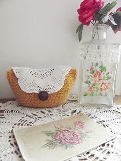 #Pochette #handmade #crochet