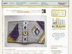 Ahhh Design, my personal arts & crafts blog. http://www.ahhh-design.com